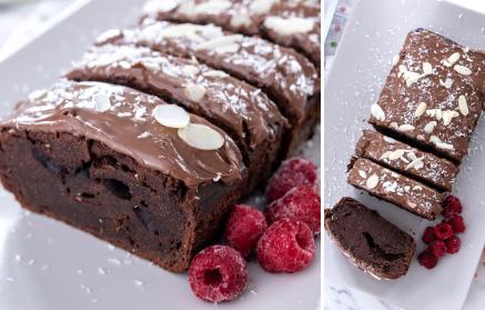 Fitness recept: Fazuľový brownie plný čokoládovej chuti